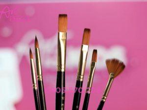 Bộ cọ đa năng Artish Brush 6pcs