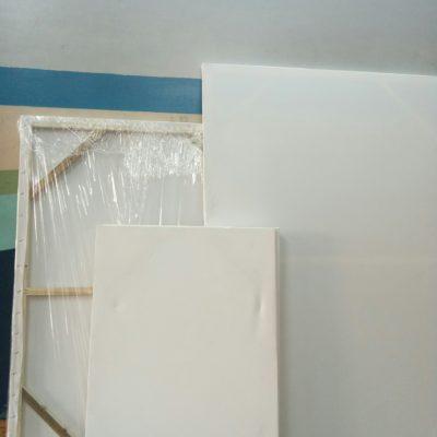 Khung Tranh Canvas Khổ 60*120cm