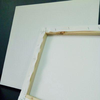 Khung Tranh Canvas Khổ 40*80cm